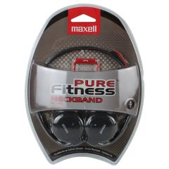 Maxell Pure Fitness Neckband with Microphone