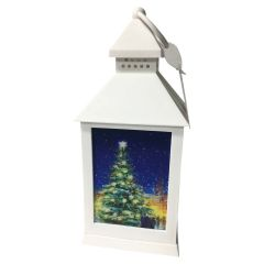 Christmas Lantern 10 LED with music