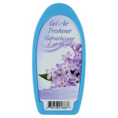 White Lilac Gel Air Freshener 125g