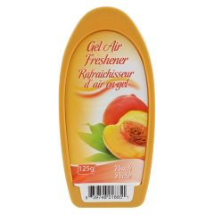 Peach Gel Air Freshener 125g