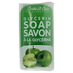 Joelle St. Clair Glycerin Soap Green Apple 100 g