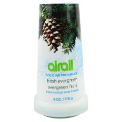 Airall Solid Air Freshener Fresh Evergreen 170 g
