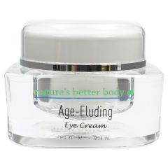 Nature's Better Body Age-Eluding Eye Cream 30ml