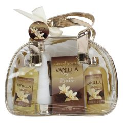 Ashley & Foster Vanilla Sugar Bath Gift Set