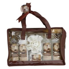 Ashley & Foster Coconut Oil Bath Gift Set