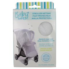 Baby Safe Stroller Netting Cover