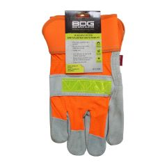 BDG Hi Vis Split Fitter Gloves
