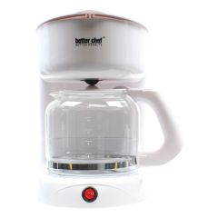 Better Chef Coffee Maker 12 Cup White