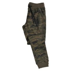 Women's Camouflage Joggers
