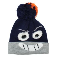 Densley & Co. Monster Pom Pom Toque