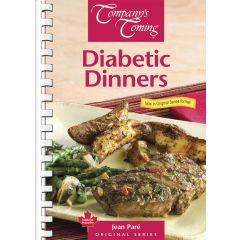 Company's Coming Diabetic Dinners Cookbook