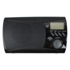 Dick Smith AM.FM Portable Radio with Digital Alarm Clock