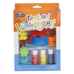Elmer's 9 Piece Textured Painting Kit