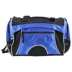 Pedigree Sports Duffle Bag Blue & Black