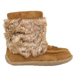 Mukluk Short Boot Brown