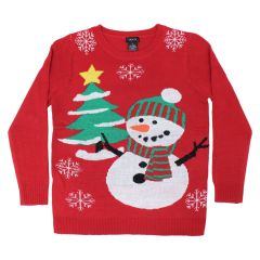 Guilty Knitwear Plus Size Christmas Sweater