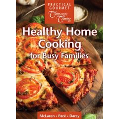 Healthy Home cooking by company's coming