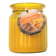 Orange Spice Cake Scented Candle 8oz