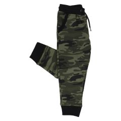 Sweet Jeans Cotton Joggers Camouflage 4-6X