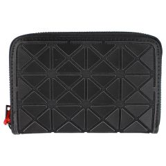 KG&B Geometric Wallet Black Small