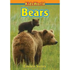Kids World Bears Book