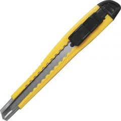 Sparco Fast-Point Snap Off Blade Knife Yellow