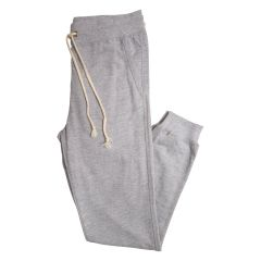 U.S. Vintage by Exist Fleece Joggers Grey