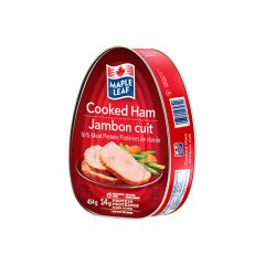 Hample Leaf Cooked Ham 454G