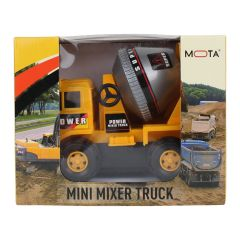 MOTA Mini Mixer Truck