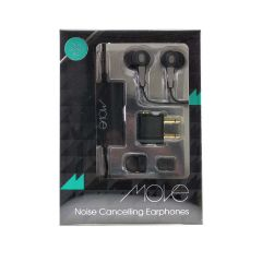 Move Noise Cancelling Headphones Black