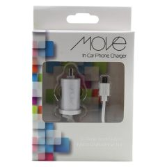 Move In-Car Phone Charger 1.0AP