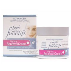 Feels Like A Facelift Nightly Renewal Cream 60ml