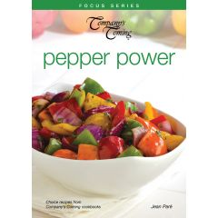 Company's Coming Pepper Power Cookbook