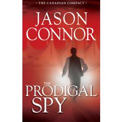Prodigal Spy by Jason Connor Book