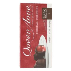 Classic Queen Anne Cordial Cherries in Dark Chocolate 94 g