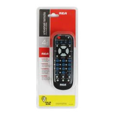 RCA Palm Sized 4 IN 1  Remote