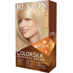 Revlon ColorSilk Hair Colour - #04 Natural Blonde