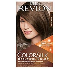 Revlon ColorSilk Hair Colour - #41 Medium