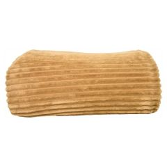 Ribbed Sherpa Lined Throw 50 x 60