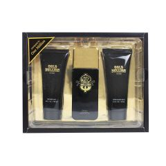 Gold Bullion For Men 3Pce Gift Set