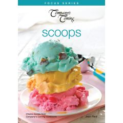Company's Coming Scoops Cookbook