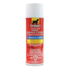 Sergeant's Flea & Tick Dog Spray 200g