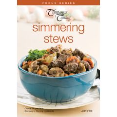 Company's Coming Simmering Stews Cookbook