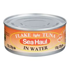 Sea Haul Flaked Tuna in Water 170gm