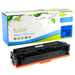 fuzion™ New Compatible HP LaserJet Pro M252N Toner Cyan High Yield