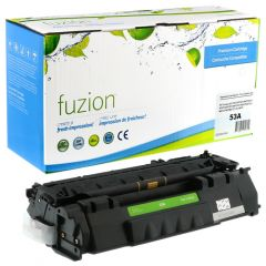 fuzion™ New Compatible HP LaserJet P2015 Toner Cartridge Black