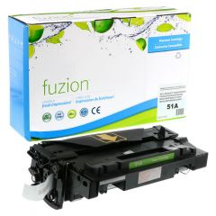 fuzion™ New Compatible HP LaserJet P3005 Toner Cartridge Black
