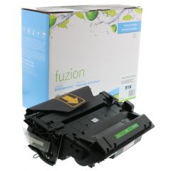 fuzion™ Re-manufactured HP P3005 Toner Cartridge Black High Yield