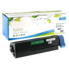 fuzion™ New Compatible Okidata B431 Toner Cartridge Black
