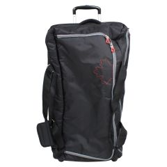 Via Rail Canada Lightweight Rolling Duffle Bag 30in